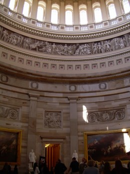 The Rotunda US Capitol Building