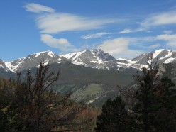 Rocky Mountain National Park Hikes:  Deer Mountain Trail