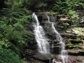 The Waterfalls of Ricketts Glen State Park in Pennsylvania