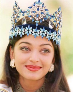 Aishwarya Rai teenage pictures