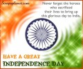 The Glory And Significance of 15th August – The Independence Day of India