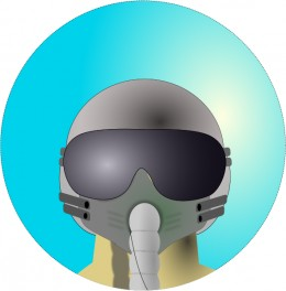 Fighter Pilot - Pumped up on Drugs?