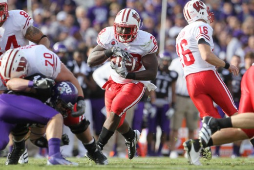 RB Montee Ball (Wisconsin)