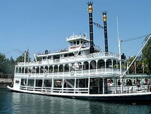 Mississippi Riverboat