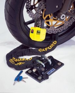 How to Avoid Your Motorcycle Being Stolen