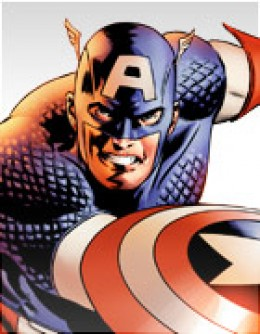 Capt. America - nope. Having to be super-accurate with the heavy shield: a turn-off for me. Hey, I cannot throw a rock with accuracy.