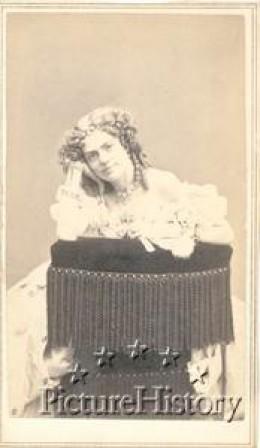 Elizabeth Crocker Bowers (Mrs. D.P. Bowers), a cautious consumer.
