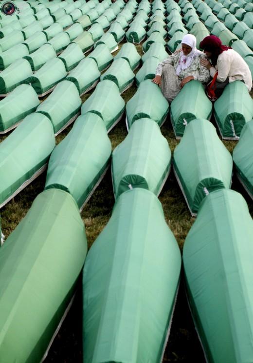 1995 Srebrenica massacre