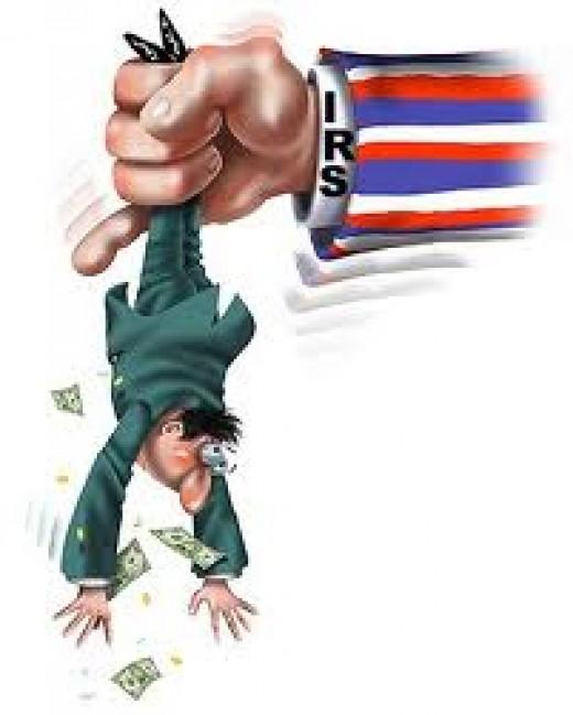 The rich must pay their fair share!