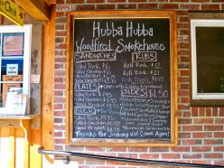 Hubba Hubba Smokehouse: BBQ in Flat Rock, N. C.