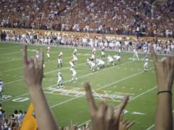Attending Football Game at UT-Austin