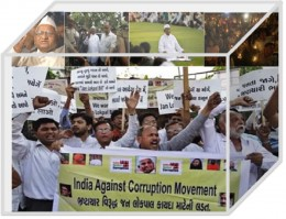 Public Agitiation for an omnipotent Lokpal