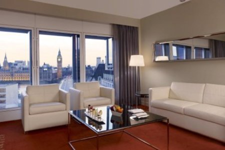 The Park Plaza Westminster Bridge Hotel London