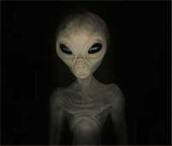 Do aliens exist? And are they visiting earth in spacecrafts?