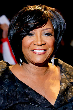 Patti LaBelle arrives at the Swarovski Fashion Rocks concert at the Royal Albert Hall on October 18, 2007 in London, England.     Patti LaBelle arrives at the Swarovski Fashion Rocks concert at the Royal Albert Hall on October 18, 2007 in London, Eng