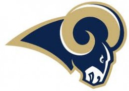 Will the Rams return to the playoffs in the same year that Marshall Faulk was inducted into the Hall?