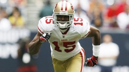 WR Michael Crabtree needs to live up to his potential