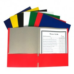 Back to School Pocket Folders