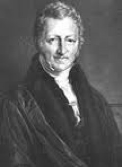 Malthus: A Harsh and Unkind Genius?
