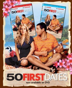 remember me connection to 50 first dates