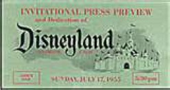 Early tickets to Disneyland included separate tickets to get on rides.