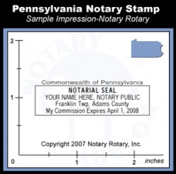 How to Become a Pennsylvania Notary