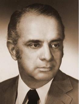 Daniel Oduber, president of Costa Rica 1972-1978,