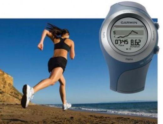 garmin forerunner 405 Wireless GPS-Enabled Sports Watch