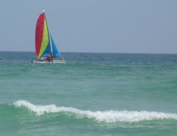 Lost Adrift a Sea