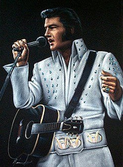 The White Chapel of Elvis