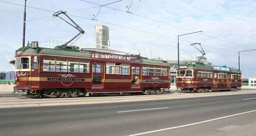 City Circle Trams