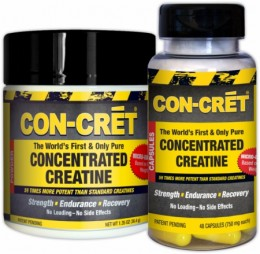 Con-Cret: Concentrated Creatine by Promera