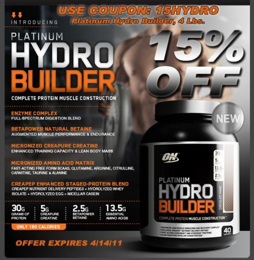 Platinum Hydro Builder review