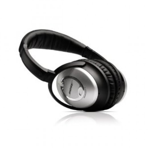 Bose QuietComfort 15 Acoustic Noise Cancelling Headphones NEWEST MODEL review