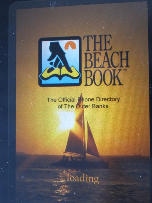 Offical Outer Banks yellow pages at your fingertips
