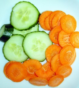 Healthy vegetable