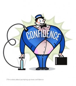 Boost your Confidence!