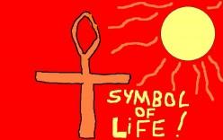 THE ANKH - EGYPTIAN SYMBOL OF LIFE