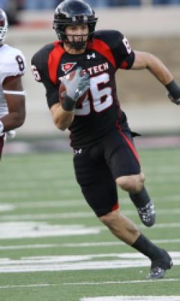 WR Alex Torres (Texas Tech)