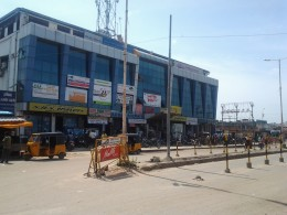Online ticket booking Chennai