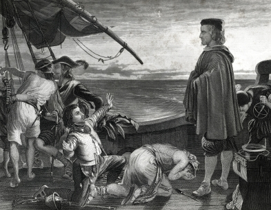 "If he had reached the Indies, Christopher Columbus, the ""admiral of the Seven Seas"", could have died fulfilled rather than simply wealthy."