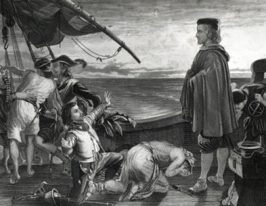 an introduction to the life of chirstopher columbus the man who discovered america Christopher columbus: christopher columbus columbus, christopher christopher columbus requesting support from isabella i and ferdinand ii of spain introduction & quick facts life early career and preparation for the first voyage.