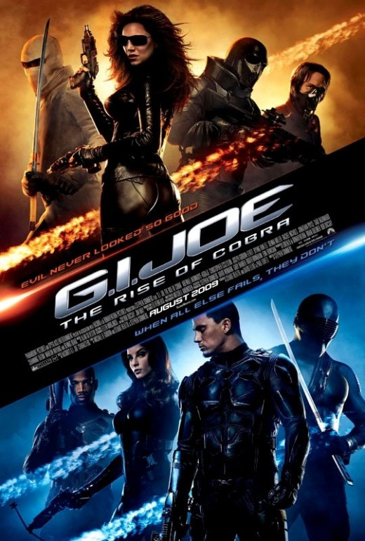 G.I. Joe movie poster