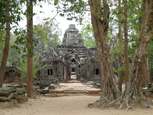 Ta Som, Temples of Angkor, Cambodia