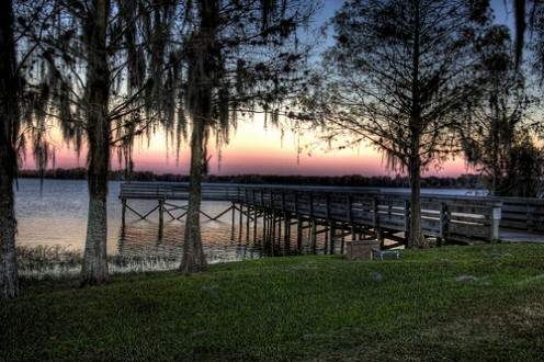 T-Pier at Inverness, Citrus County Florida