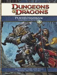 The 4th Edition Player's Handbook