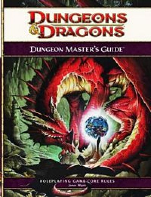 4th Edition DM's Guide