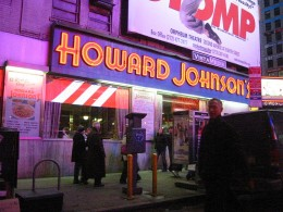 Times Square Howard Johnsons