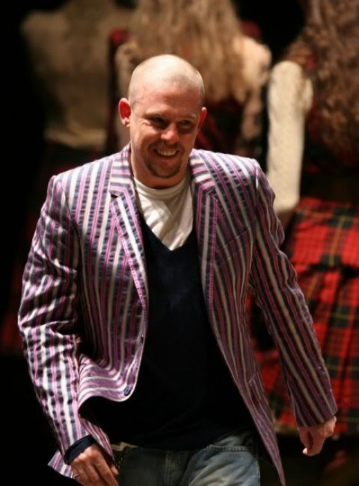 The Late Alexander McQueen