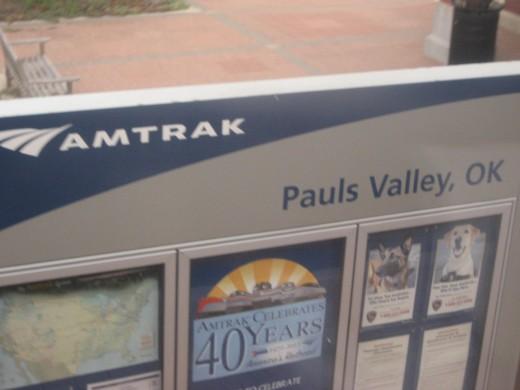 Pauls Valley, ?